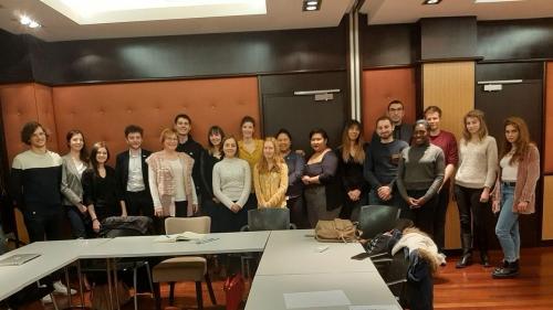 2 mars 2020 - Rotaract Strasbourg