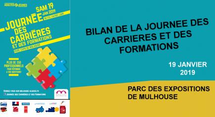 Bilan de la journée des carrières 2019 de Mulhouse