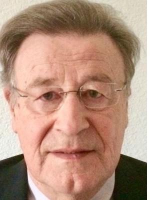 Jean-Marcel Ritter, Gouverneur de district sortant (iPDG)